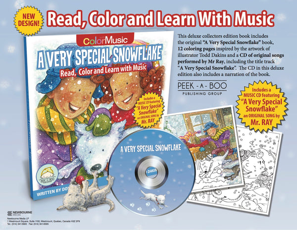 Read Color and Learn With Music