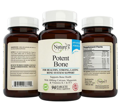 Potent Bone Support