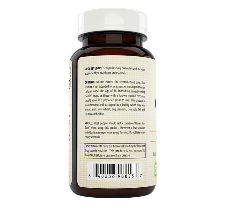 Nature S Potent Cholesterol Support Supplement To Lower Cholesterol