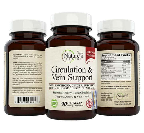 Circulation & Vein Support