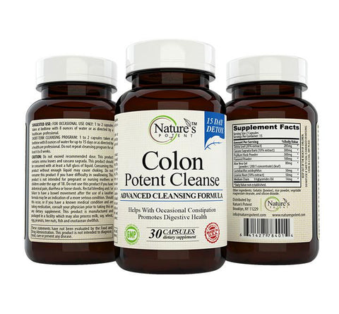 Colon Potent Cleanse