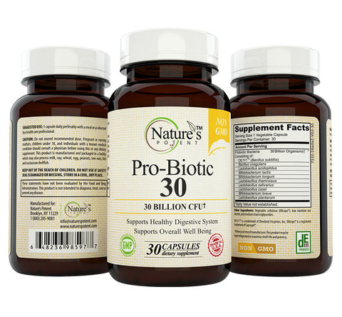 Probiotic Supplement 30
