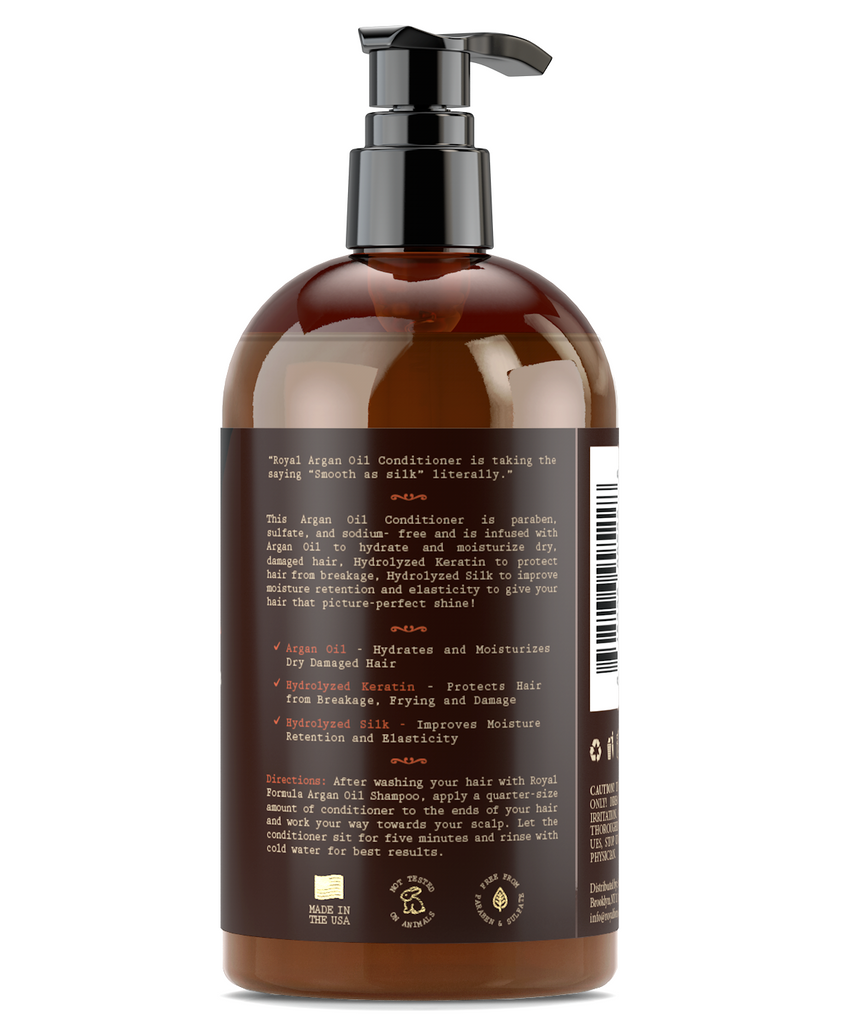 Royal Formula Argan Oil Hair Conditioner Image #6