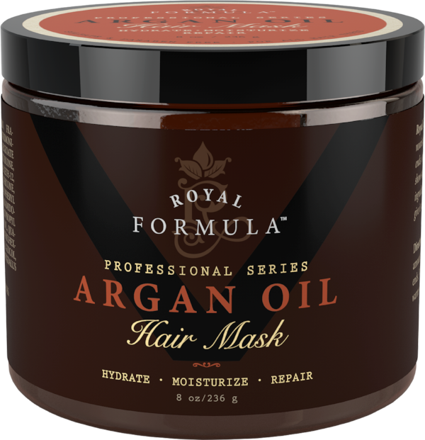Argan Oil Hair Mask - Deep Conditioner
