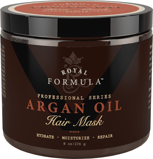 Royal Formula Argan Oil Hair Mask Deep Conditioning Treatment
