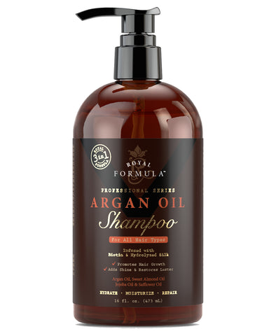 Royal Formula - Argan Oil Shampoo Infused with Biotin Image #1