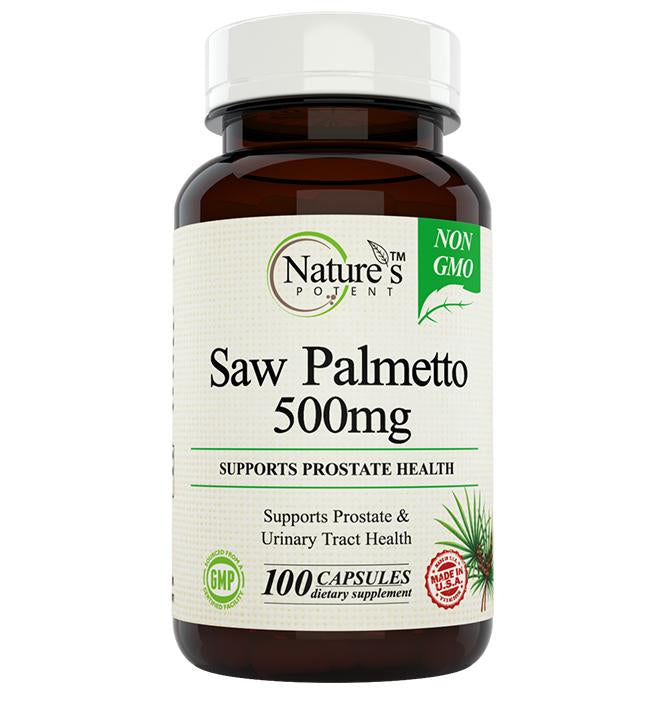 Saw palmetto supplemtnt