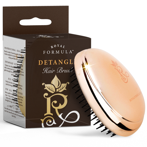 Detangler Travel Size Hair Brush for Women and Kids