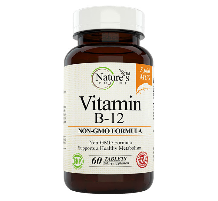 Vitamin B-12 from Nature's Potent