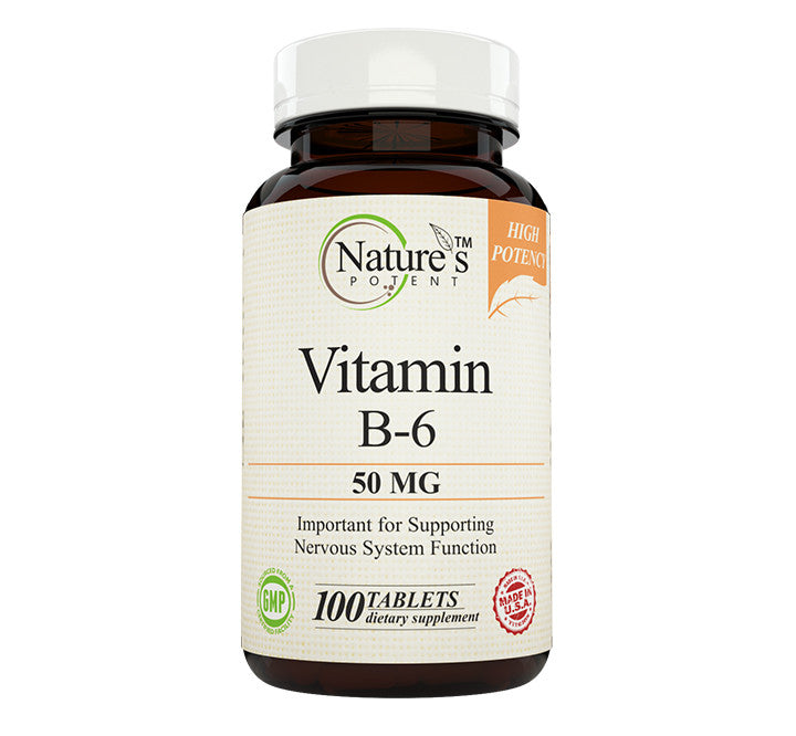Nature's Potent Vitamin B6