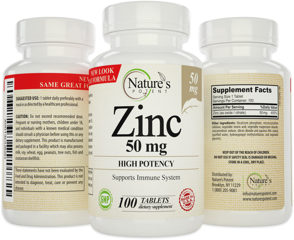 Best Zinc Supplement