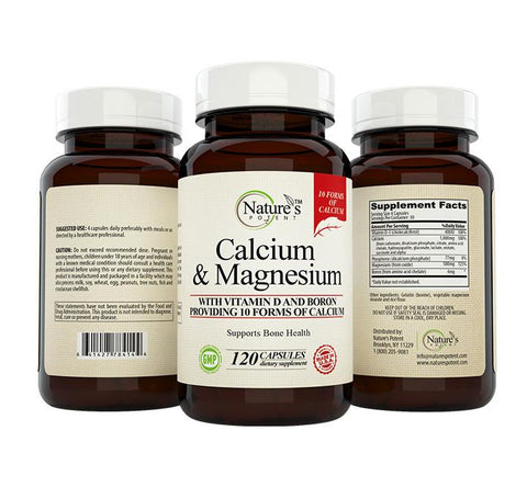 Calcium & Magnesium Supplement