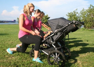 Baby Boot Camp: A Q&A on Pregnancy & Postpartum Fitness