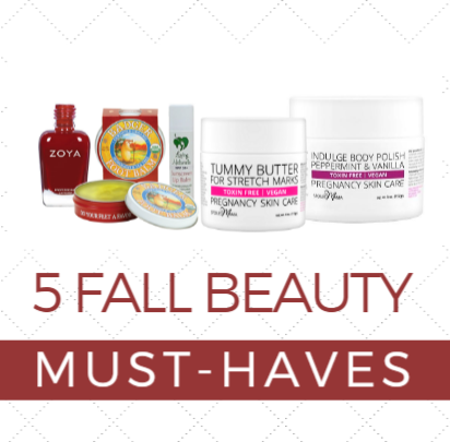 Autumn Skin Care & Beauty: 5 Must-Haves for a Healthy Glow