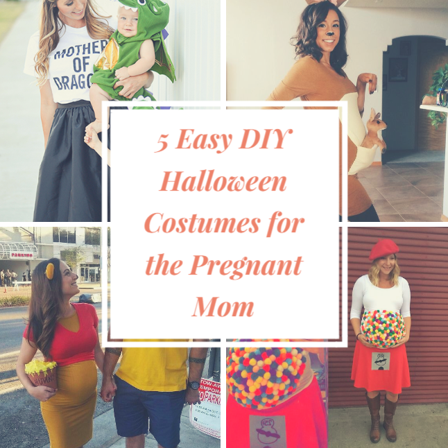 5 Easy DIY Pregnant Halloween Costumes: Dress Up Your Bump