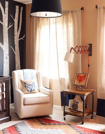 Pantone nursery ideas for 2015