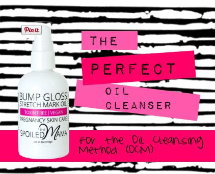 Oil Cleansing Method (OCM): How-to with Bump Gloss