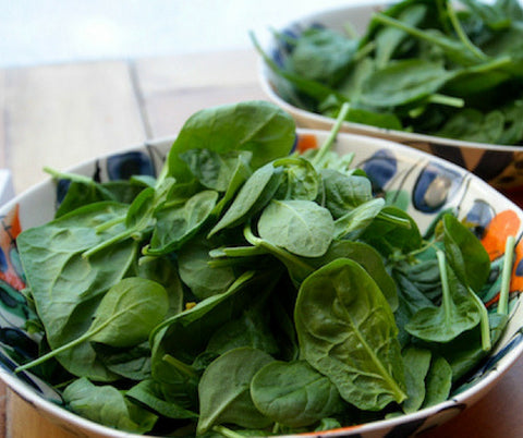 11-best-foods-eat-pregnant-spinach