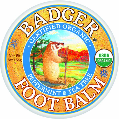 Five Fall Skin Care Musts: Badger Foot Cream