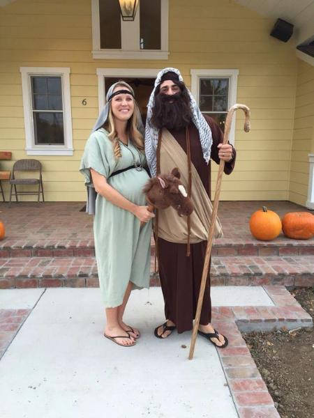 Easy Pregnancy Costumes To Help You Win Halloween In 2017