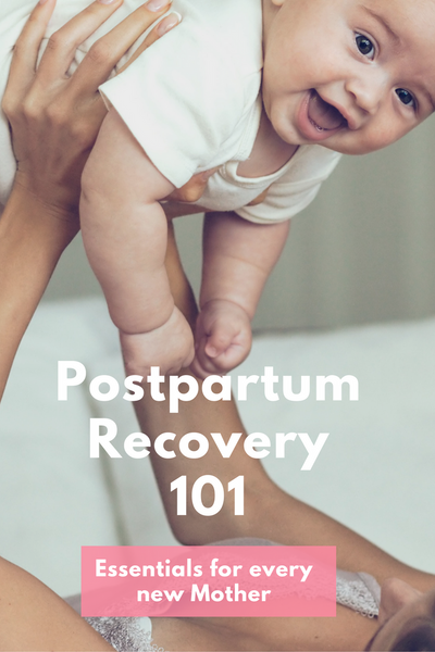 Postpartum Recovery Checklist: Essentials for the New Mom