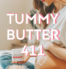 ic: Tummy Butter for Stretch Marks, Stretch Mark Removal, pregnant belly | The Spoiled Mama, pregnancy skin care