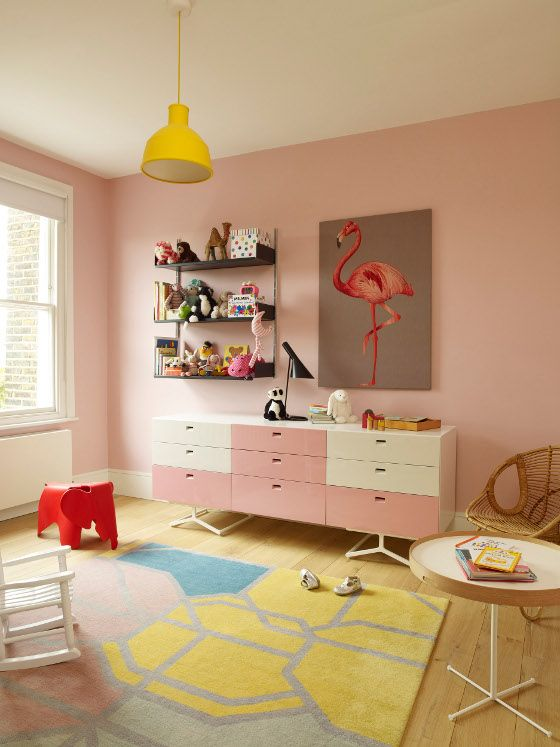 baby-nursery-pink-flamingo-girl-ideas