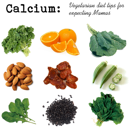 vegan-vegetarian-food-calcium-pregnancy-moms-expecting