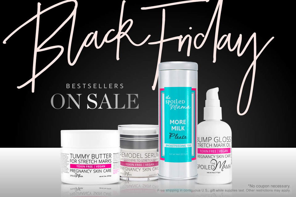 2017 Black Friday Pregnancy Skincare Deals The Spoiled Mama The Spoiled Mama