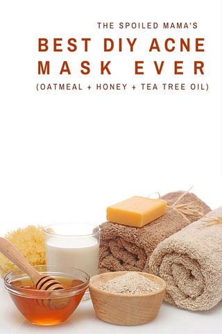 the best diy acne mask