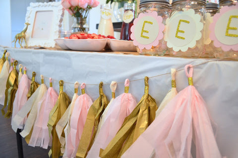 gilded-and-girly-baby-shower-theme