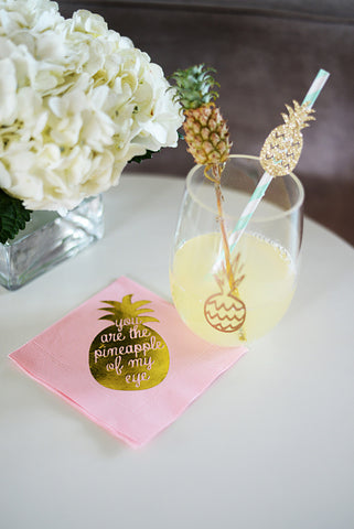 pineapple-spring-baby-shower-theme