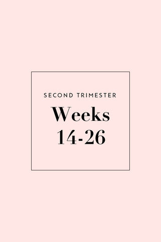 Second Trimester Shopping Checklist