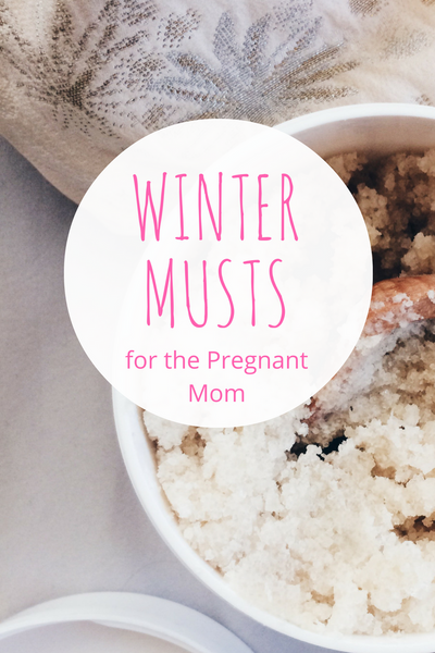 Top winter pregnancy musts