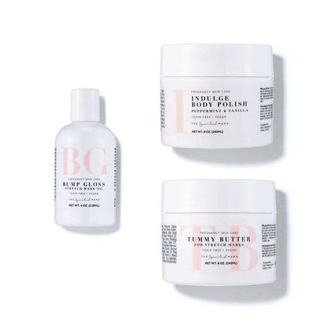 Stretch Mark Prevention Trio Gift Set (backordered until 9/25)