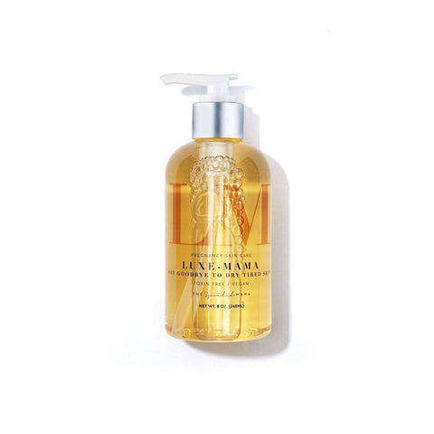 Luxe-Mama Calming and Hydrating Pregnancy Body Wash
