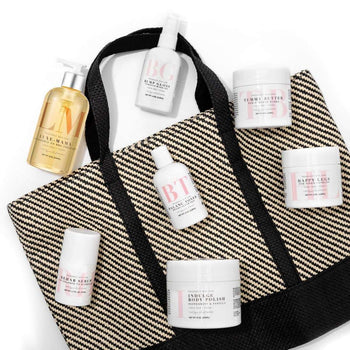 Pregnancy Gift: Motherlode Beauty Tote Bundle (backordered until 9/25)