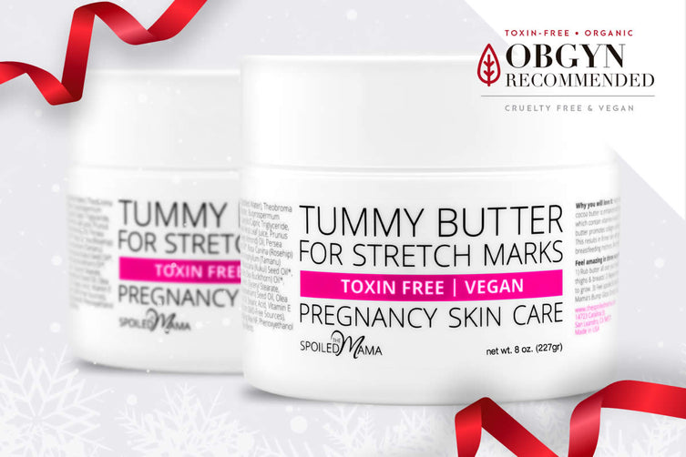 pregnancy skincare, stretch mark removal treatments, tummy butter, belly butter