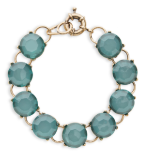 Maddie Bracelet in Muted Teal
