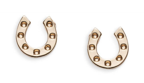 6 Pack - Horseshoe Studs