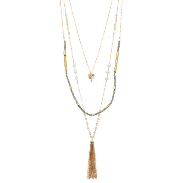 Kinsey 3 Layer Necklace