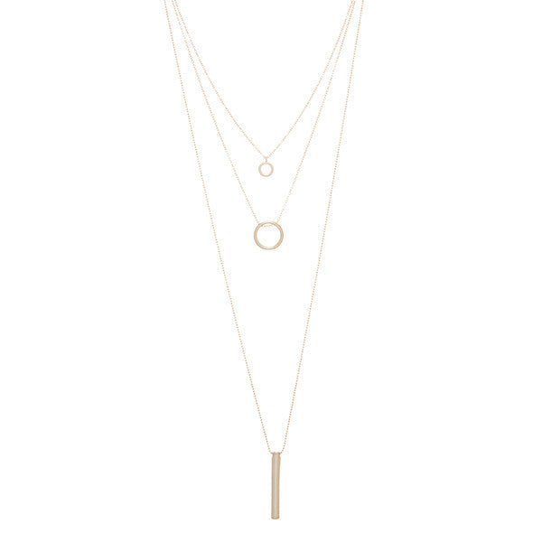 Grace Layered Necklace