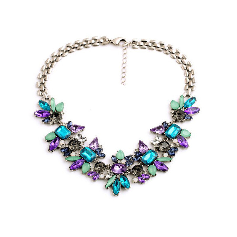 Summer Night Necklace