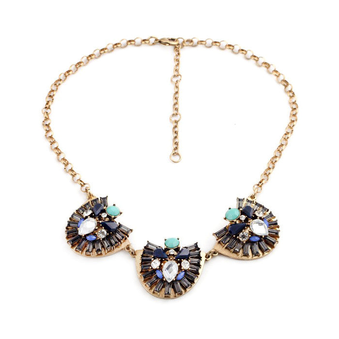 Evelyn Necklace - Black