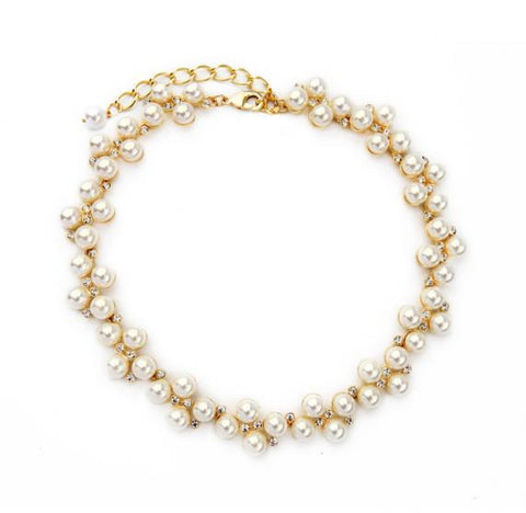 3 Pack - Harper Pearl Necklace