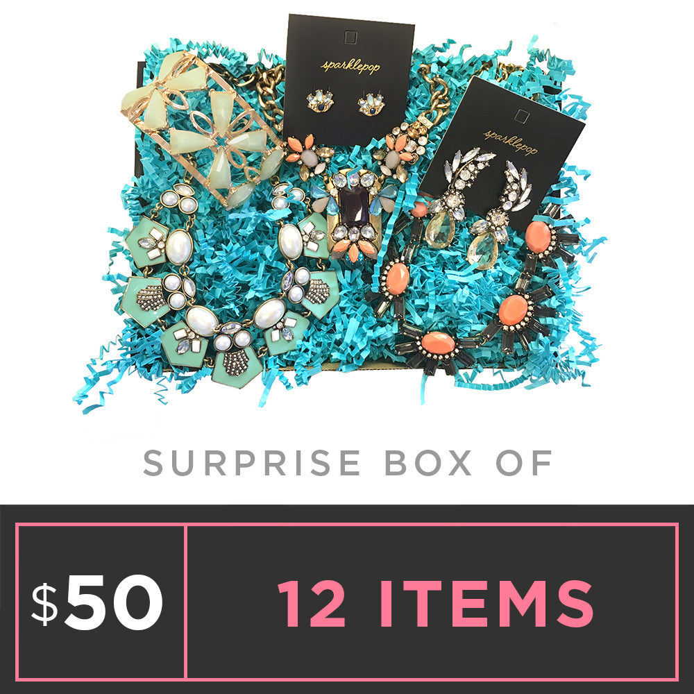 Surprise Box - 12 Items