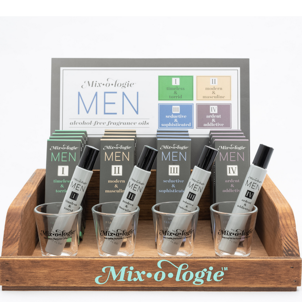 Mixologie Fragrance for Men Pre-Pack