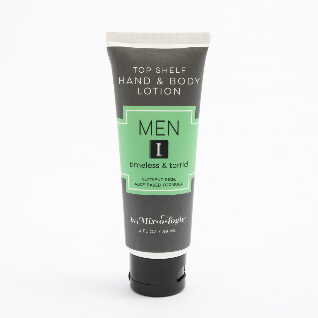 Men's Lotion I (Timeless & Torrid)