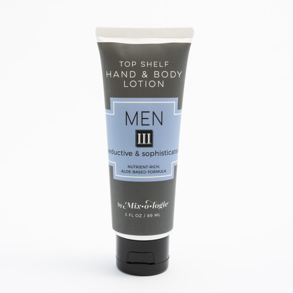 Men's Lotion III (Seductive & Sophisticated)