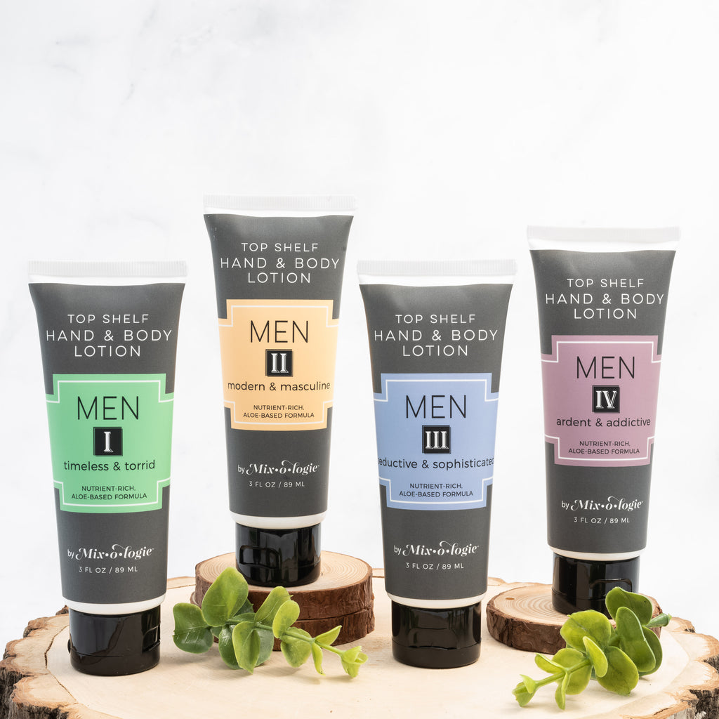 Men's Lotion Pre-Pack